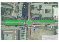 prikaz prve stranice dokumenta Idejno prometno rješenje raskrižja Koledinečka ulica i ulica Gjure Prejca u gradu Zagrebu